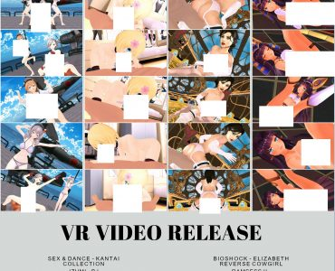[R-18VR]命運 - Ramsess II傳教士腿,生化奇兵 Elizabeth,Izumi,艦隊Collection性愛舞蹈