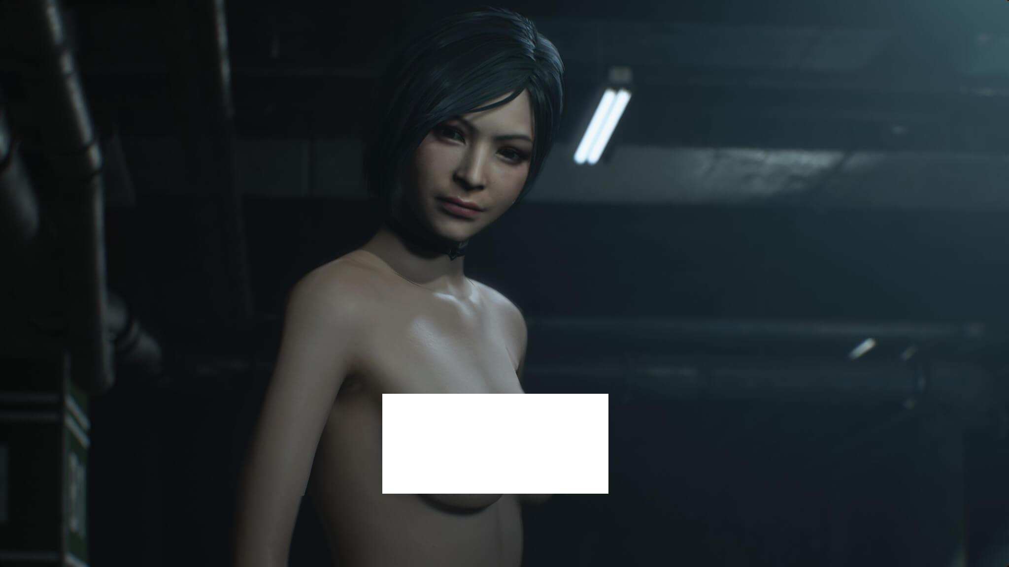惡靈古堡2 重製版 裸體模組安裝教學