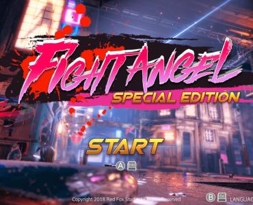 Fight Angel 中文無碼 V0.92