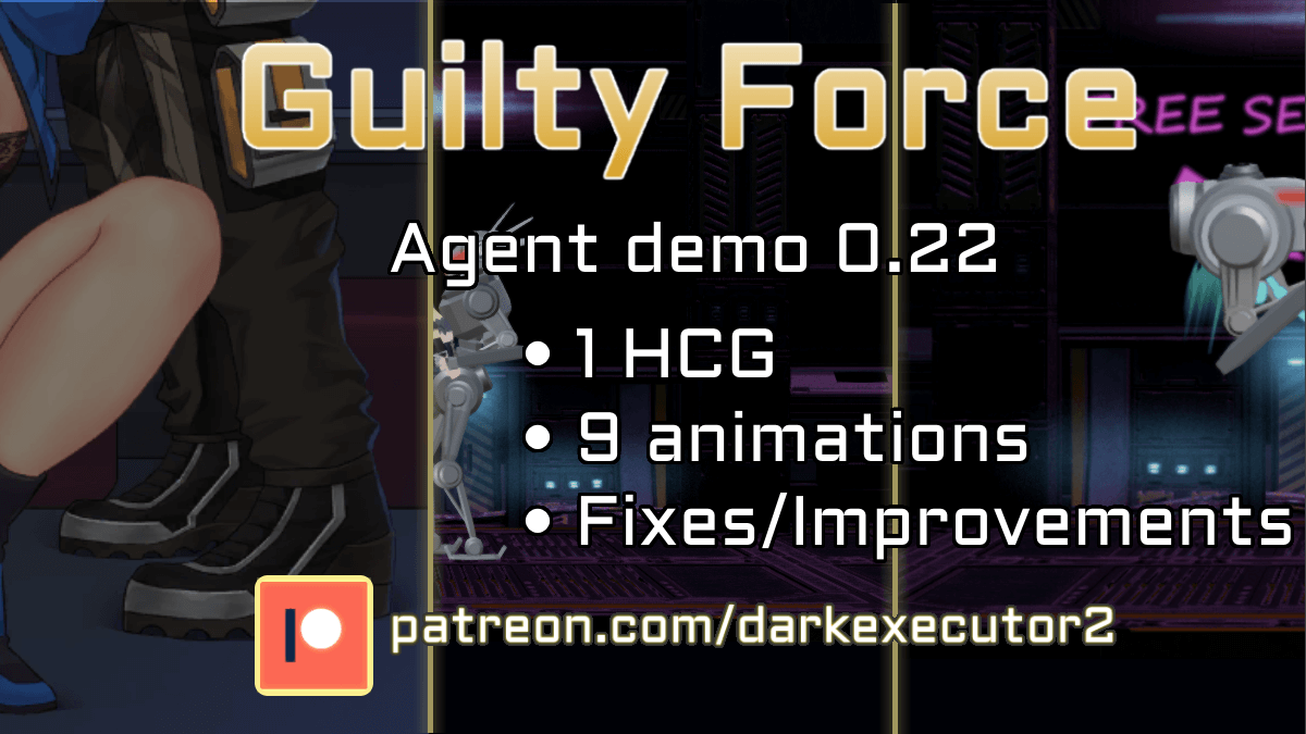 Guilty Force 0.22 (315MB RAR)