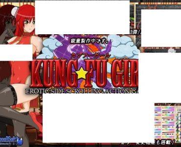 KUNG-FU GIRL -EROTIC SIDE SCROLLING ACTION GAME 3 體驗版