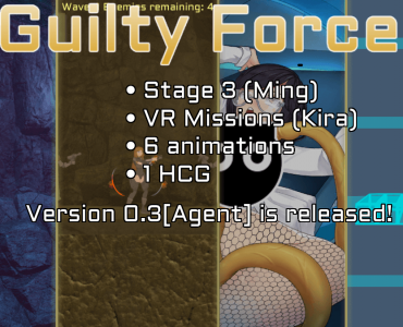 Guilty Force 0.3 (414MB 7z)