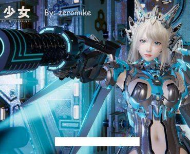 AI少女 璇璣公主V0.75修正版+V0.7完美整合版【5月15日更新】
