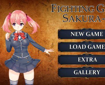 FIGHTING GIRL SAKURA-R V1.05 (2.76GB RAR)