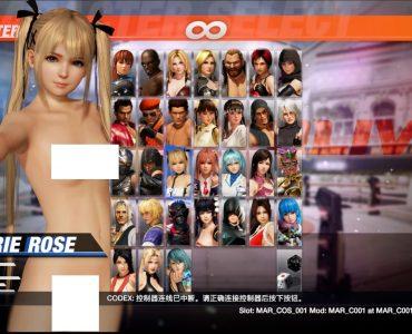 生死格鬥6 v1.22 全DLC+完整裸體MOD 【50G】