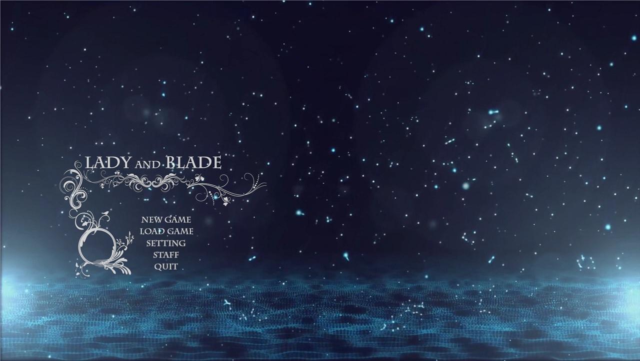 Lady And Blade (7.48GB RAR)