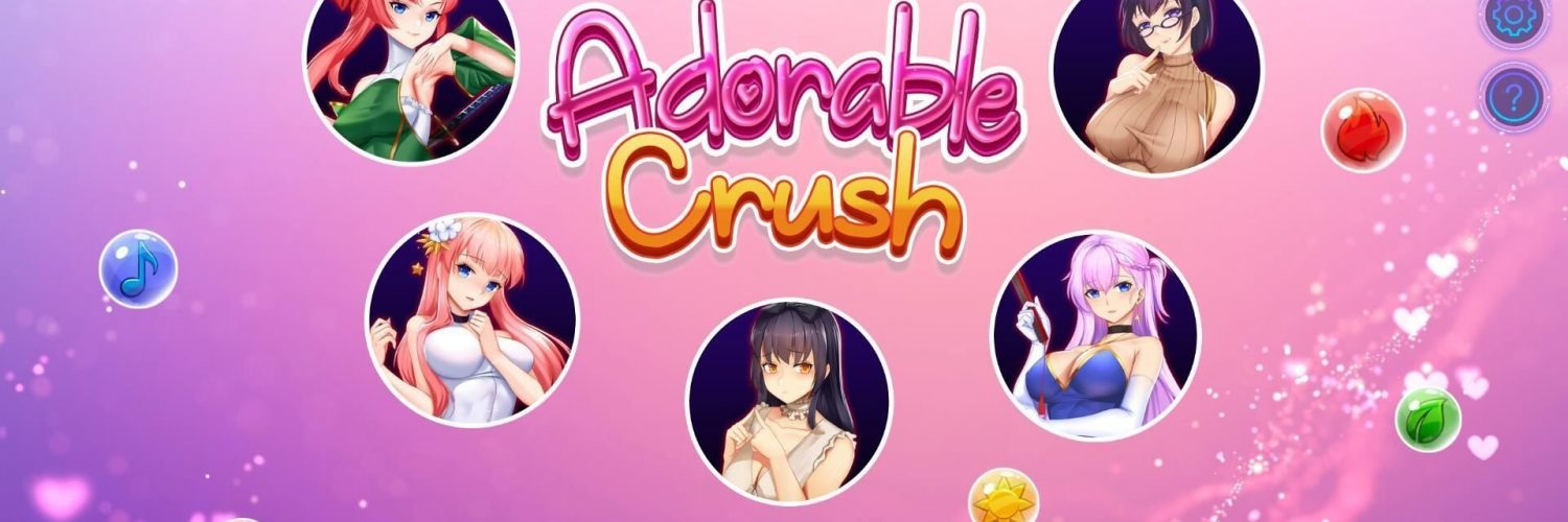 Adorable Crush 中文 無碼 (764MB RAR)