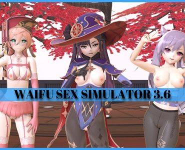 Waifu Sex Simulator 3.6